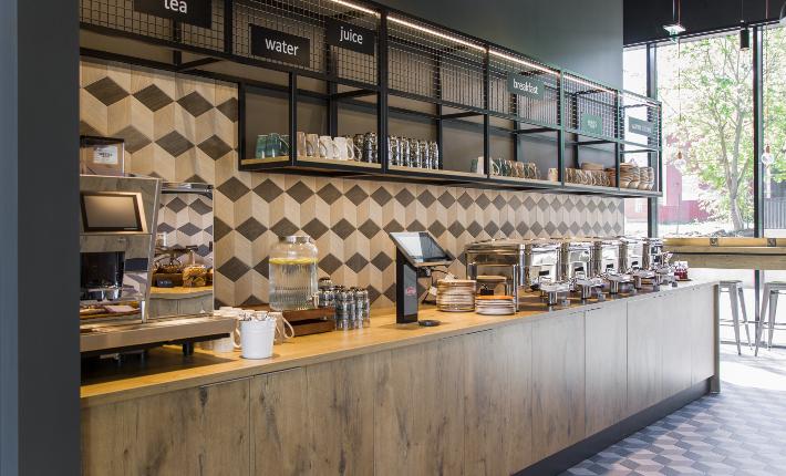Restaurant - Ibis Tallinn Center in Estonia