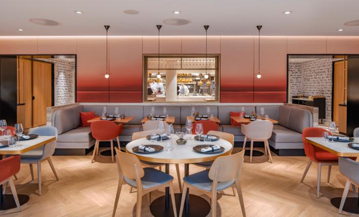 Restaurant Nova at Hotel Norge - credits Wouter van der Sar for concrete