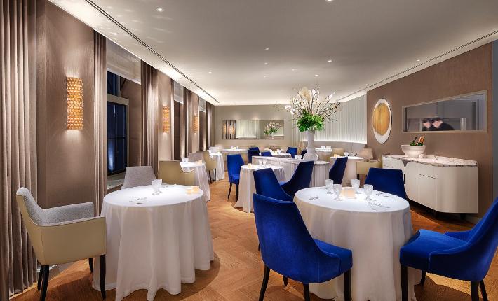 Restaurant Spectrum at the Waldorf Astoria Amsterdam