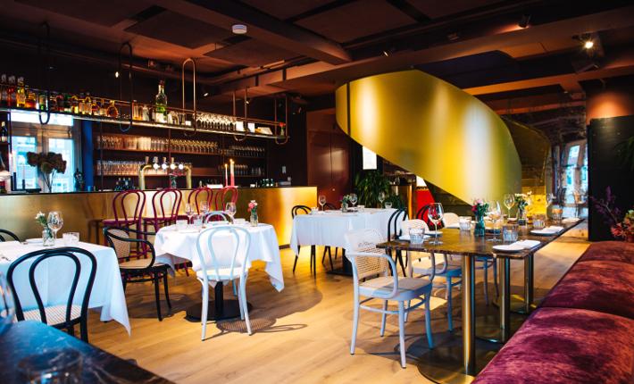 Restaurant Sukerieje in Dalfsen benedenverdieping