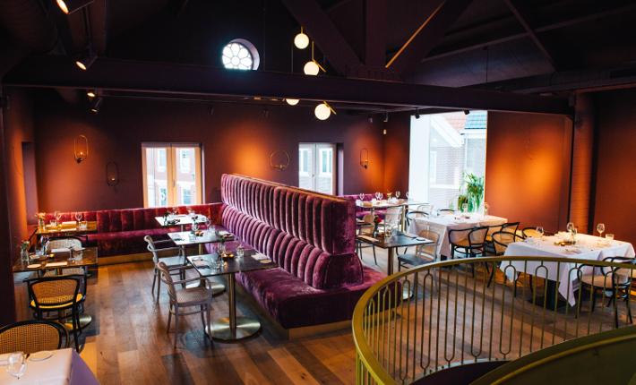 Restaurant Sukerieje in Dalfsen bovenverdieping