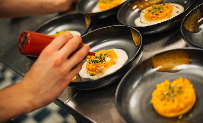 Restaurant Sukerieje in Dalfsen gerecht