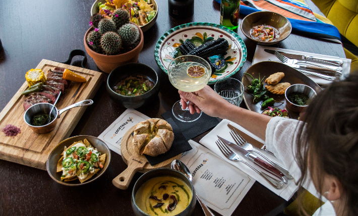 Restaurant Tabú - credits Roos Kralt