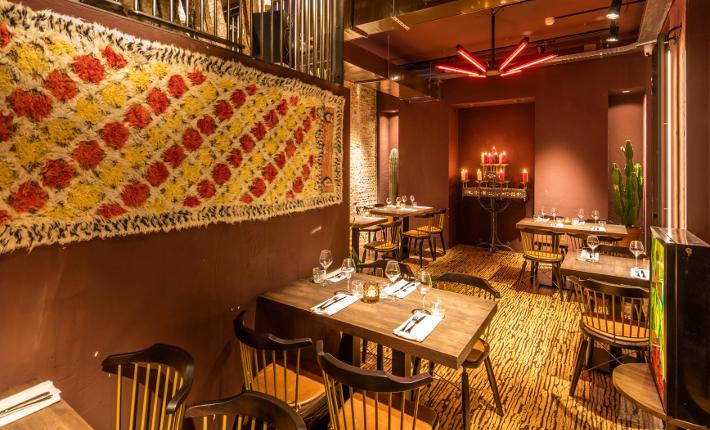 Restaurant Tabú - credits Victor van Leeuwen