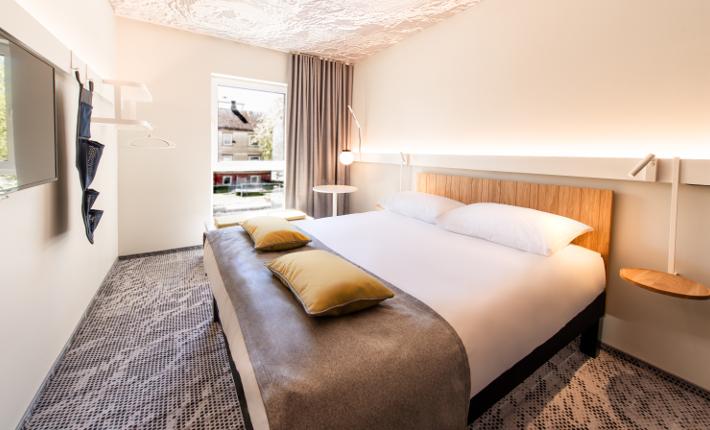 Room at the Ibis Tallinn Center in Estonia