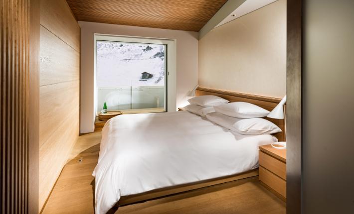 Room by Tadao Ando at the 7132 Hotel