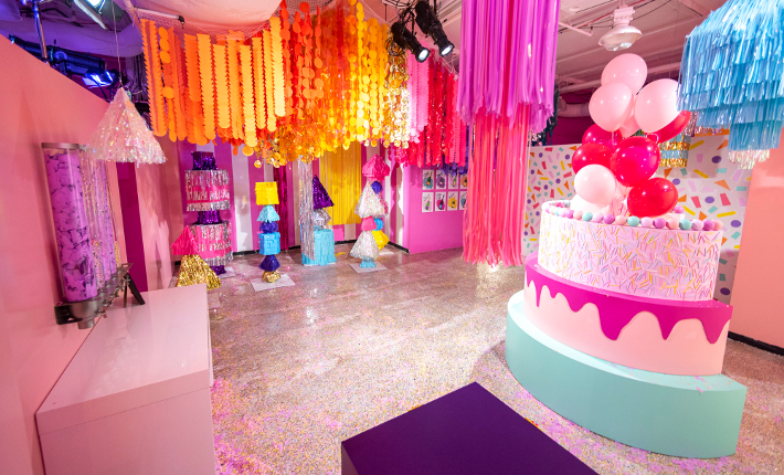 Rosé Mansion Celebration Room l Credits James Coletta