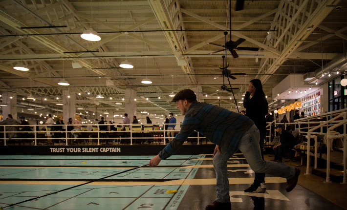 Royal Palm Shuffleboard Club