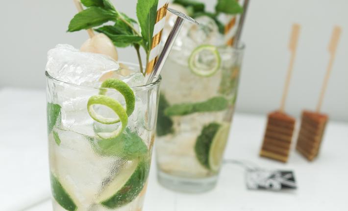 Cocktail met SAYAH spekkoeklikeur