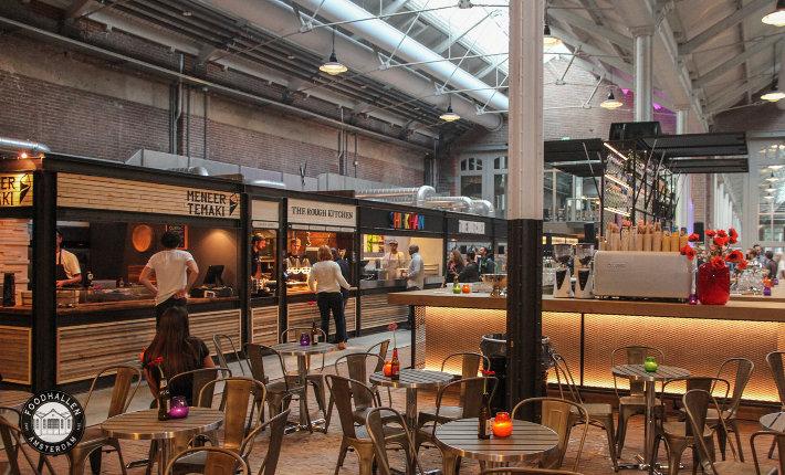 SHIRKHAN @ Foodhallen Amsterdam
