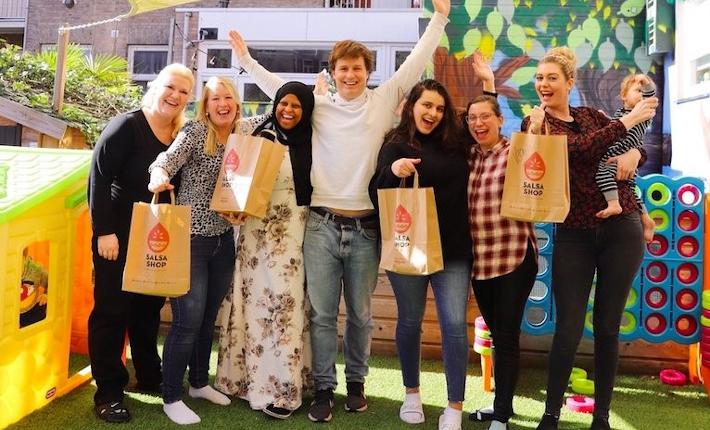Salsa Shop is initiatiefnemer van #HelpOurHeroes