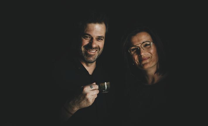 Sergio Herman en Anneloes Houwen l credits Chantal Arnts