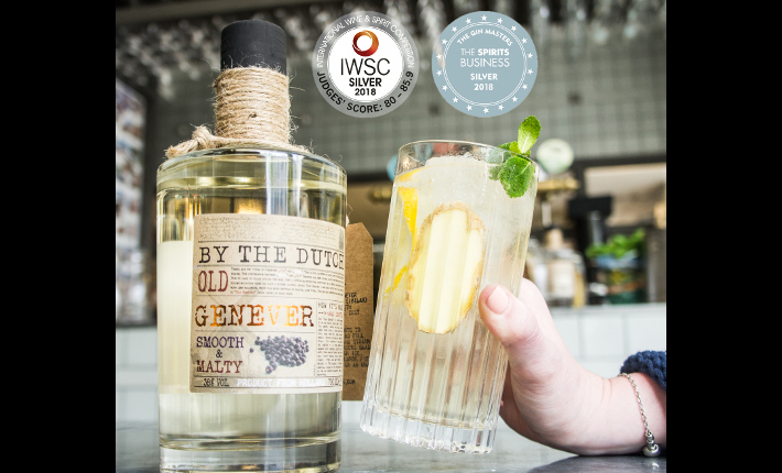 Silver Medals 2018, Old-Genever, IWSC, Gin-Masters