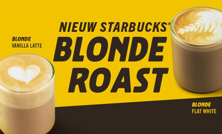 Starbucks Blonde Espresso Roast