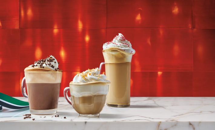 Starbucks Holiday trio
