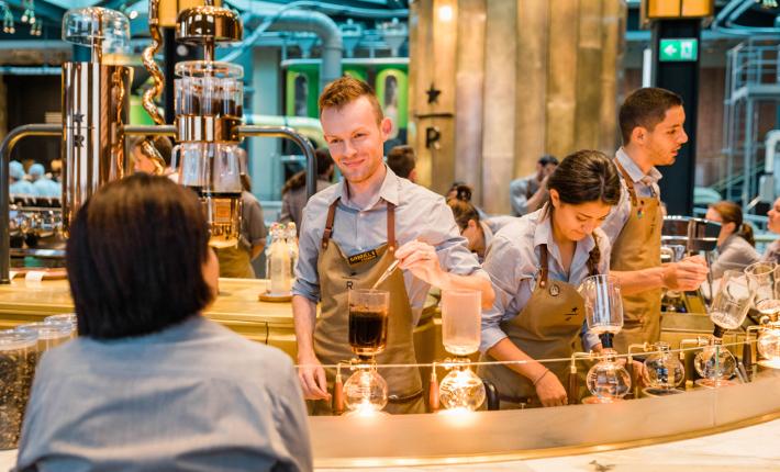 Starbucks Reserve Roastery Milan