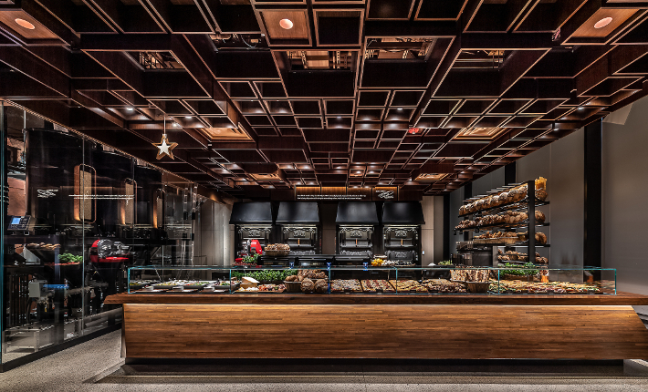Starbucks Reserve Roastery New York