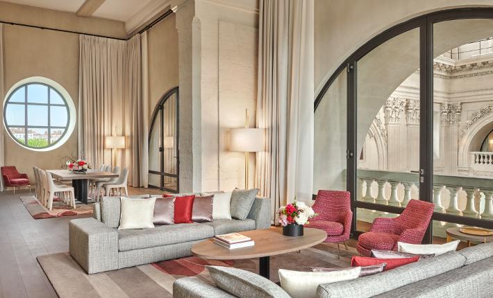 Suite Présidentielle Grand Hôtel Dieu l credits Eric Cuvillier
