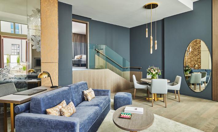 Suite Prestige Grand Hôtel Dieu l credits Eric Cuvillier