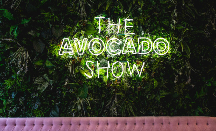 The Avocado Show Downtown Amsterdam