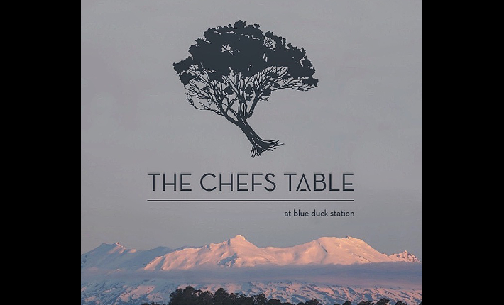 The Chef's Table at Blue Duck Station