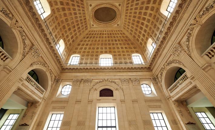 The Dome ll Grand Hôtel Dieu l credits Eric Cuvillier