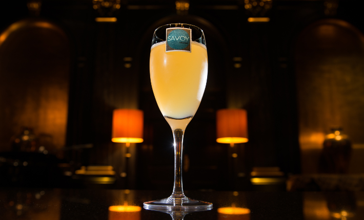The Savoy Delivers at The Savoy´s Beaufort Bar