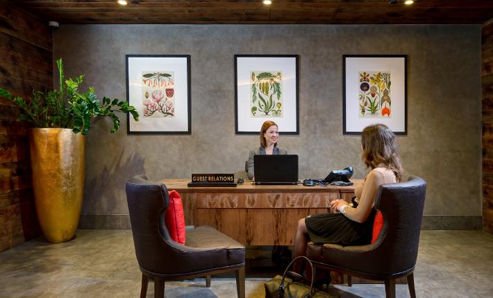 The Vegan Suite at the Hilton London Bankside