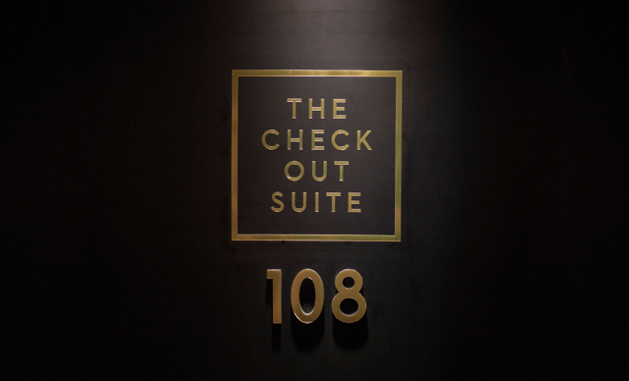 The Check Out Suite