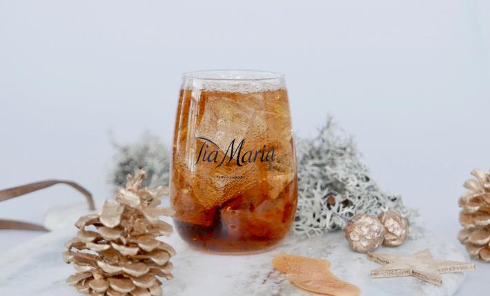 Tia Coffee Tonic met Tia Maria