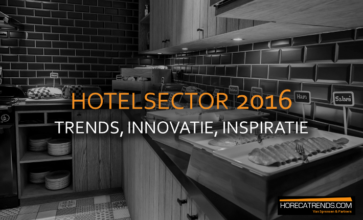 Trends hotelsector
