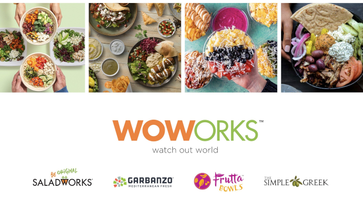 WOWorks brands partner with No Kids Hungry