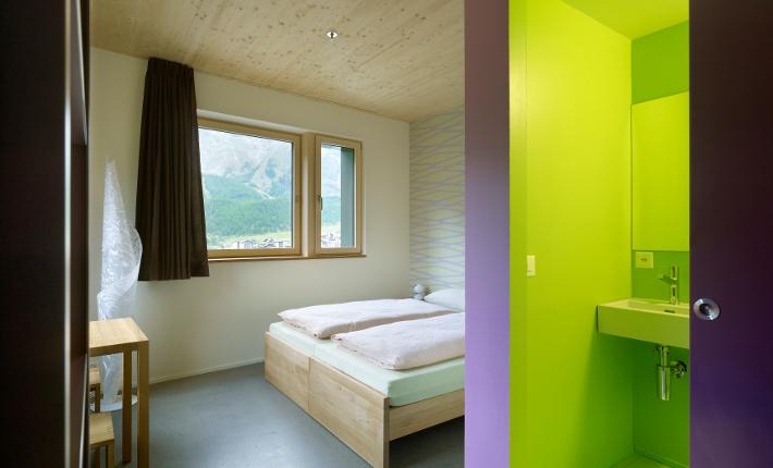 Wellness Hostel 4000 - credits Ruedi Walti