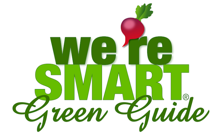 We're Smart the online Green Guide with almost 1,000 vegetarian and vegan restaurants