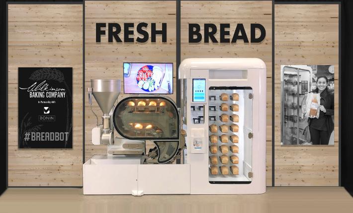 The BreadBot by Wilkinson Baking Company