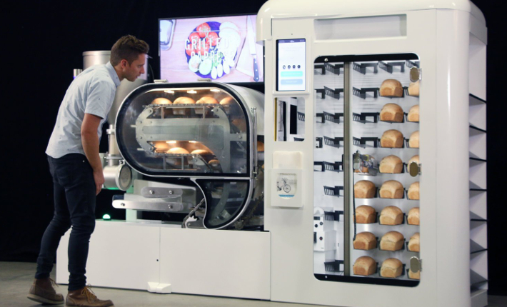 The BreadBot by Wilkinson Baking Company