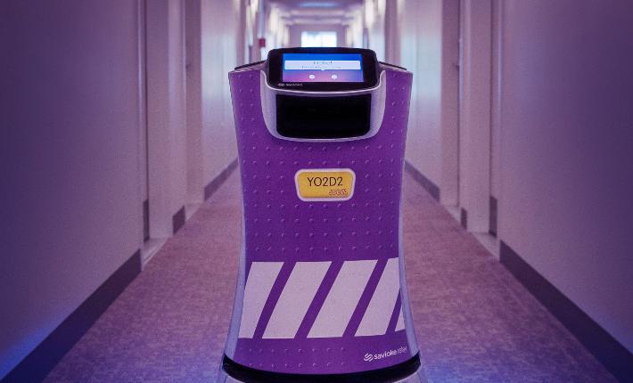 Robot YO2D2