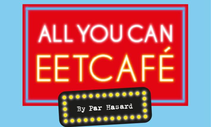All you can eetcafé