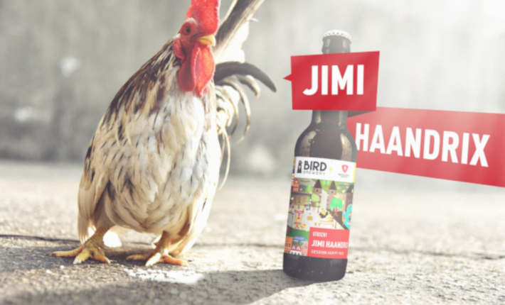 Bird Brewery Collab Tour: #9 Jimmy Haandrix