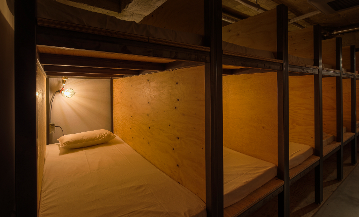 Book and Bed Hostel