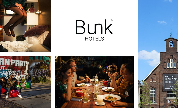 BUNK Hotels Utrecht