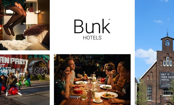 BUNK Hotels Utrecht