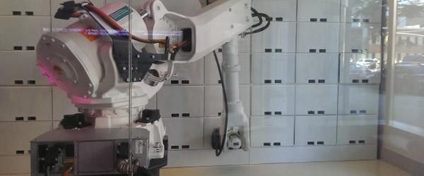 bagage robot