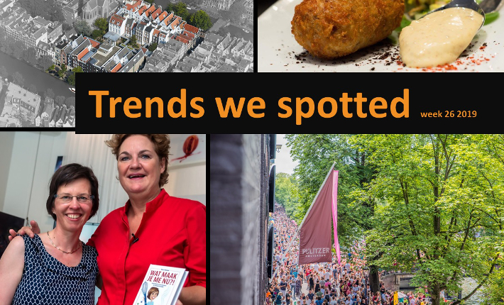 Trends we spotted