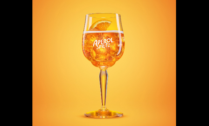 Aperol 100 years of joy