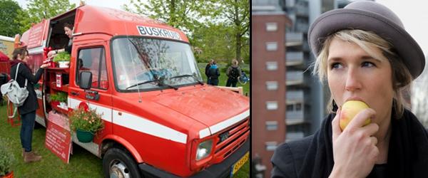 Buskruid en Lotte Wouters