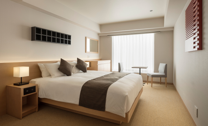 hotel room Enso Ango Fuya ll - credits Tomooki Kengaku