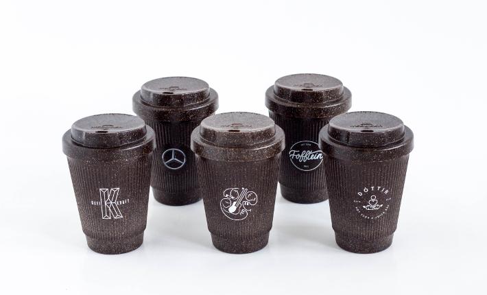 Kaffee Form to go cups