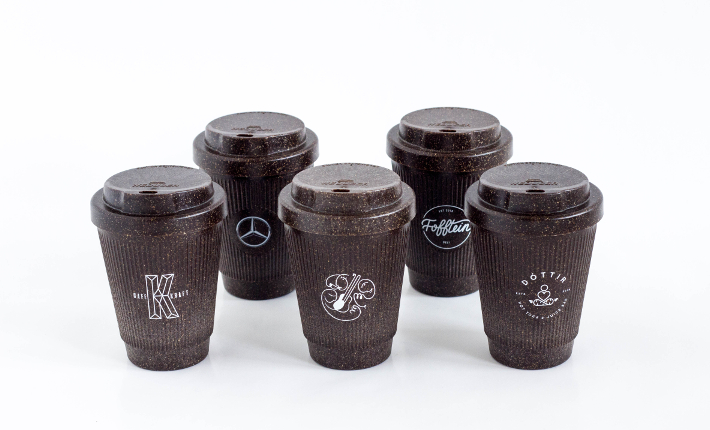 Kaffee Form to go cups