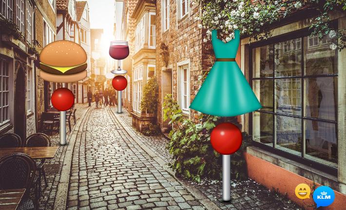 klm-messenger-emoji-leisure
